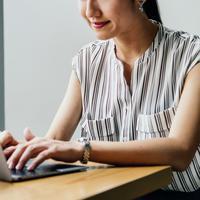 Menekuni pekerjaan./Copyright pexels.com