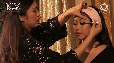 Intip Keseruan MakeUp MakeUp bersama Tyna Kanna Mirdad yang Fun dan Edukatif