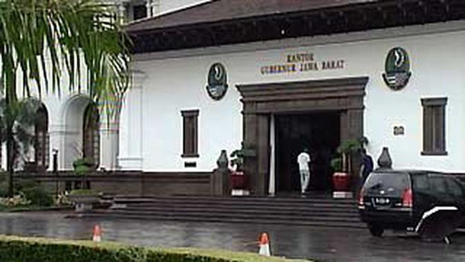 Arsitektur Gedung Sate Gado Gado News Liputan6 Com