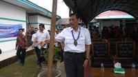 Menteri Koordinator Bidang Maritim Luhut Binsar Panjaitan. (Liputan6.com/Nafiysul Qodar)