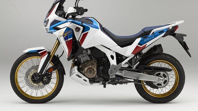 Honda Crf1100l Africa Twin 2020 Resmi Mengaspal Harga Rp200 Jutaan Otomotif Liputan6 Com