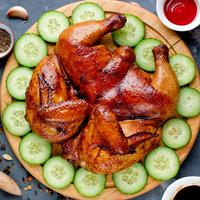 ilustrasi resep ayam panggang kecap/copryight Shutterstock