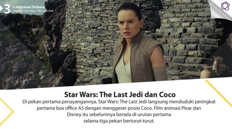 5 Informasi Terbaru Seputar Star Wars: The Last Jedi. (Digital Imaging: Nurman Abdul Hakim/Bintang.com)