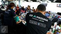 Go Massage (Liputan6.com/Fery Pradolo)