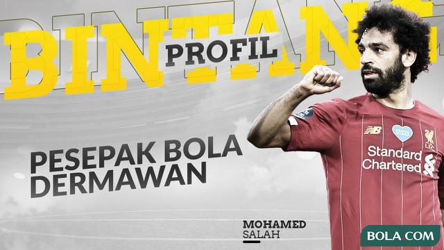 Berita video Profil Bintang Mohamed Salah, Striker Andalan Liverpool yang Dermawan