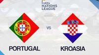 UEFA Nations League - Portugal Vs Kroasia (Bola.com/Adreanus Titus)