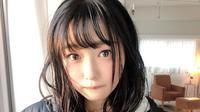 Yurika Gazuma, seorang teman tuli yang bekerja sebagai model di Jepang. (dok. Instagram @wagatsuma_yurika/https://www.instagram.com/p/CIQNo6SHer_/)