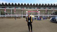 Bertrand Antolin puji persiapan jelang Asian Games dan Asian Para Games 2018. (Bola.com/Budi Prasetyo Harsono)