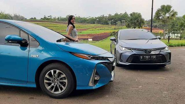 7 Alasan Untuk Membeli Mobil Hybrida