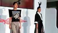 Fashion Show Sparks Fashion Academy. foto: istimewa