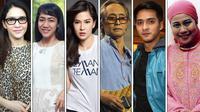 6 Artis pahlawan