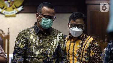 Mantan Menteri Kelautan dan Perikanan Edhy Prabowo Dituntut Lima Tahun Penjara