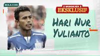 Wawancara Eksklusif - Hari Nur Yulianto - PSIS Semarang (Bola.com/Adreanus Titus)