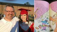 Hadiah istimewa seorang ayah untuk putrinya. Foto: Brightside.me