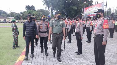 Pengamanan Istana Bogor, Jawa Barat diperketat menyusul terjadinya penyerangan Mabes Polri dan teror bom Gereja Katedral di Makassar.