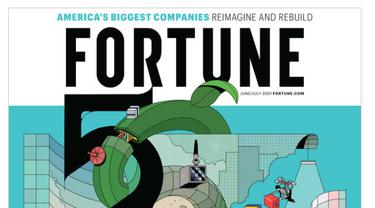 Daftar Fortune 500 di 2021. Dok Fortune.