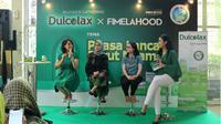 Fimelahood bersama dengan Dulcolax menyelenggarakan acara dengan tema Puasa Lancar, Perut Nyaman.