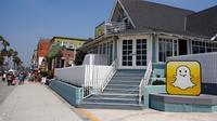 Kantor Snapchat di California, AS (Sumber: ABC News)