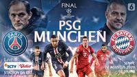 Final Liga Champions. (Liputan6.com/Abdillah)