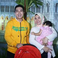Aldi Taher membenarkan ketika kabar resminya perceraian mereka ditanyakan kepadanya. (Nurwahyunan/Bintang.com)