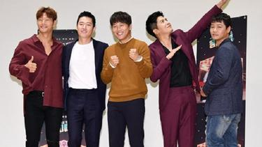 [Bintang] 7 Persahabatan Selebriti Korea Selatan yang Bromance Banget