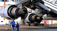 Garuda Maintenance Facility. (Foto: GMF)