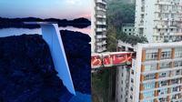 6 Desain Bangunan Antimainstream Ini Buat Was-was untuk Dihuni (Sumber: Brightside)