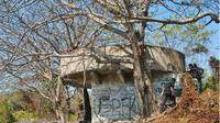 Benteng Kedung Cowek atau disebut pula bekas gudang peluru Kedung Cowek di Kelurahan Kedung Cowek yang merupakan bekas peninggalan Belanda. (suarasurabaya.net/dok.surabaya.go.id)
