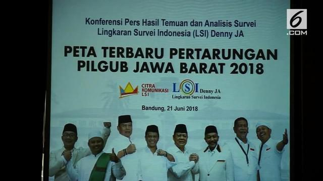Ridwan Kamil dan Deddy Mizwar diprediksi akan bersaing ketat dalam Pilgub Jawa Barat 2018.