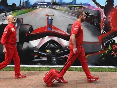 F1 Australia Batal Digelar Karena Virus Corona COVID-19