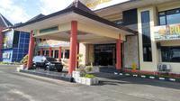 Polresta Palembang (Liputan6.com / Nefri Inge)