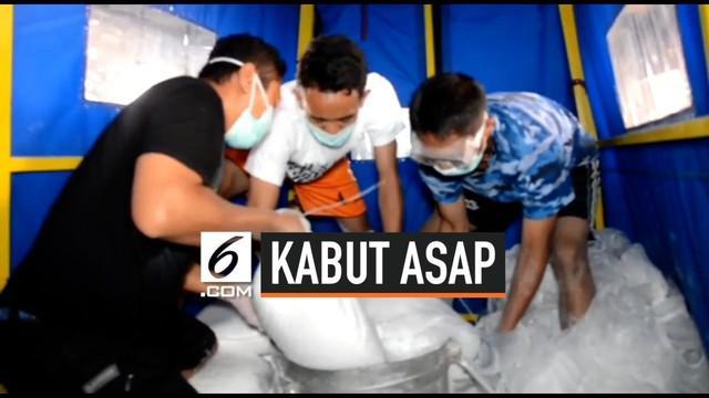 Rekayasa cuaca bakal dilakukan oleh BPPT (Badan Pengkajian dan Penerapan Teknologi) ddengan menebar garam di langit Kalimantan untuk mengatasi kebakaran hutan.
