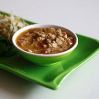Ilustrasi sambal tumpang./Copyright shutterstock.com