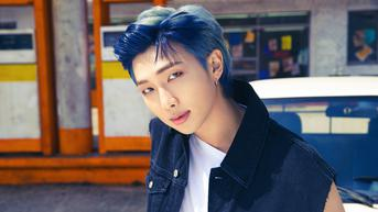 RM BTS Berdonasi Rp 1,2 Miliar, Sponsori Produksi Ulang Buku Seni Langka