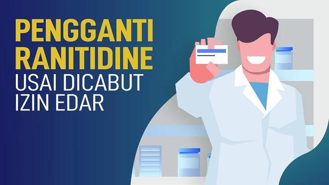 BPOM cabut izin edar obat ranitidin. Melalui surat resmi yang dikeluarkan pada Jumat (4/10/2019).