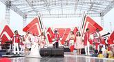 Konser Kemerdekaan di Ancol