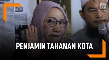 Deretan Penjamin Tahanan Kota Ratna Sarumpaet