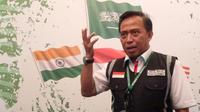 Kepala Daerah Kerja (Kadaker) Bandara Jeddah-Madinah, Arsyad Hidayat. Darmawan/MCH