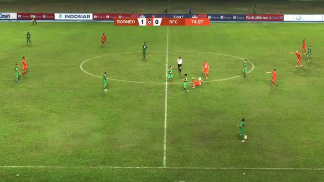 Borneo FC (1) vs Bhayangkara  (1) - Full Highlights | Shopee Liga 1  Pada laga Shopee Liga 1 antara Borneo FC melawan tamunya Baha...