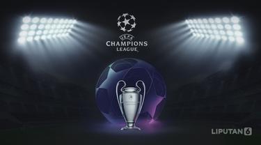 Ilustrasi liga Champions