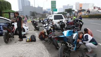Alasan Knalpot Bising hingga Balap Liar Jadi Target Operasi Patuh Jaya 2021