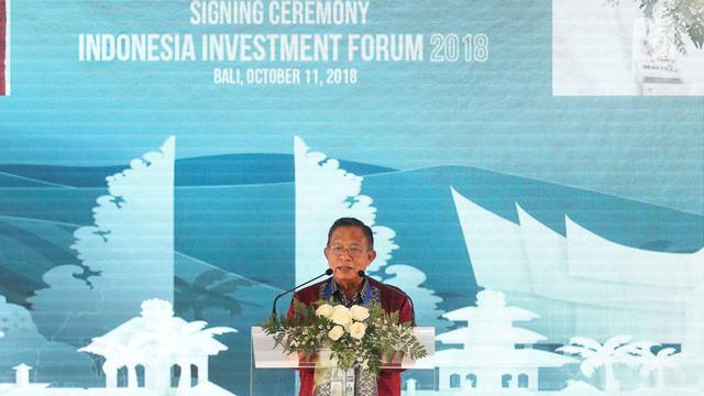 14 BUMN dan Investor Sepakat Garap Proyek USD 13,5 Miliar di Indonesia