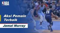 Berita Video Aksi Terbaik Jamal Murray Saat Denver Nuggets Vs Memphis Grizzlies di NBA 2019-2020