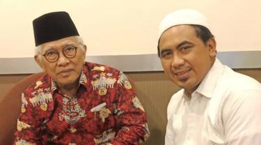 Gus Mus dan Taj Yasin (Tim Media Taj Yasin)