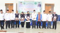 Komisioner Komisi Pengawasan Haji Indonesia bangga dengan jemaah asal Medan. (www.haji.kemenag.go.id)