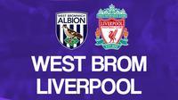 Premier League - West Brom Vs Liverpool (Bola.com/Adreanus Titus)