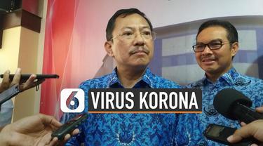 Kemenkes ambil langkah terkait virus korona yang mewabah salah satunya menyiapkan semua daerah untuk tetapkan RS rujukan.