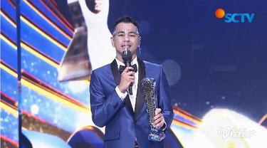 Raffi Ahmad sabet penghargaan  Celebrity of the Year Infotainment Awards 2021