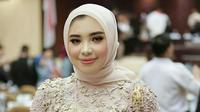 Anggota DPD-RI asal Sultra, Wa Ode Rabia Al Adawia.(Liputan6.com/Ahmad Akbar Fua)