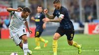 Inter Milan vs Palermo (AFP/GIUSEPPE CACACE)